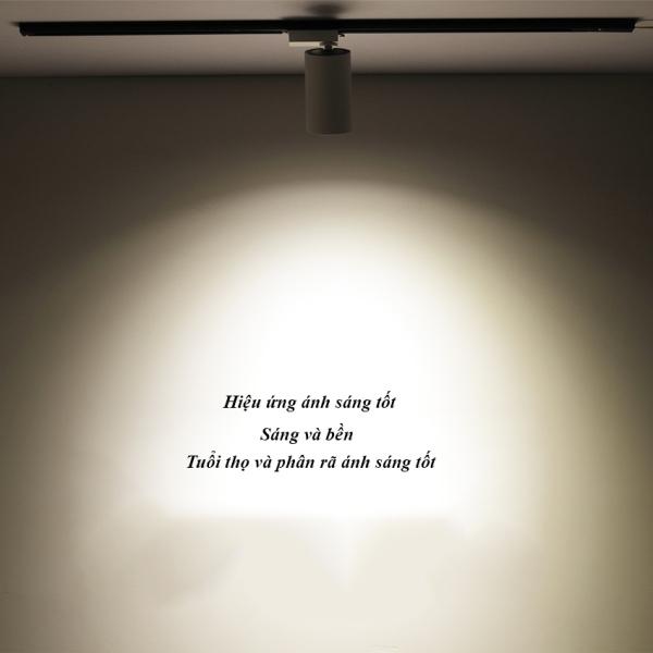 Đèn Rọi Ray COB 20W Cao Cấp LUX-ACE STORE-Đèn Rọi COB Trang Trí Cửa Hàng Showroom,Đèn Rọi Ray COB 20W LUX Cao Cấp Sử Dụng Chip LED,Đèn Rọi Trang Trí Cửa Hàng, Khách Sạn, Nhà Hàng