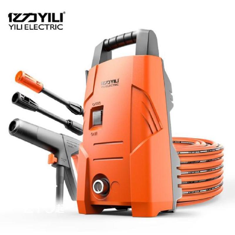 Bộ máy rửa xe tăng áp YNQ nguồn 220v 1200w 5.5L/min