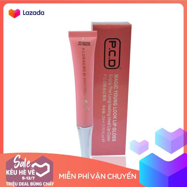 Dưỡng môi PCD  dùng trong phun xăm thẩm mỹ  loại 2 ( màu hồng)  ( phun xăm thẩm mỹ )