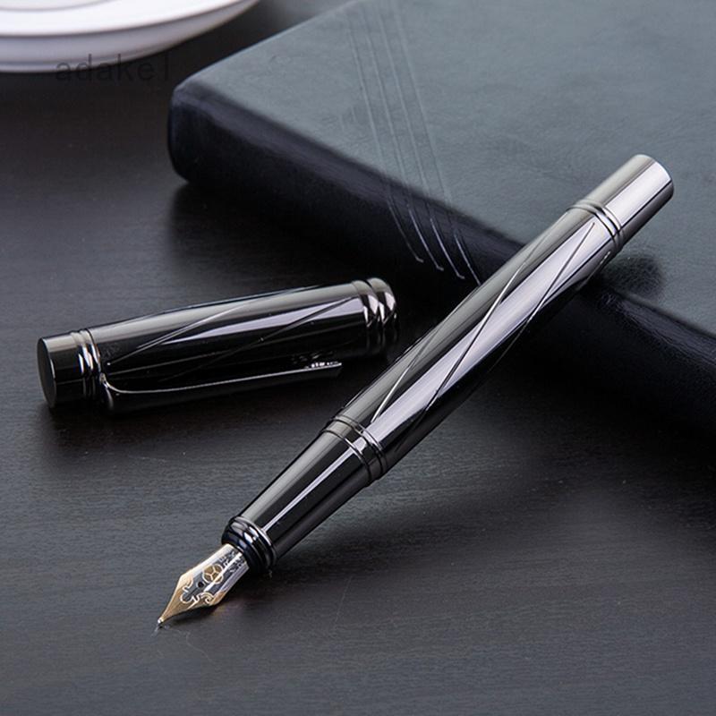 Bút Máy Iraurita Kim Loại Hoàn Toàn Đơn Giản Chất Lượng Cao Mới 2019 0.5 Mm Ngòi Mảnh