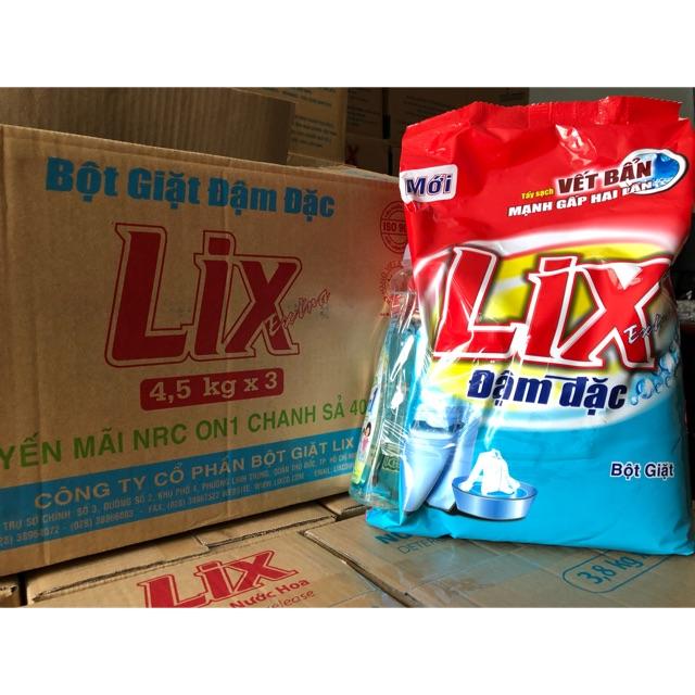 Bột Giặt đậm đặc 4,5kg- Tặng Kèm 01 Chai Nước Rửa Chén 400ml Giá Giảm