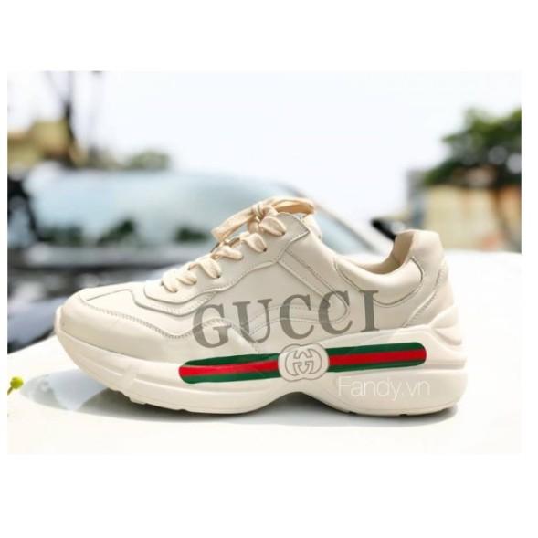 Giày Sneaker Nam nữ Guccii Chucky Rhyton ( Full box) giá rẻ