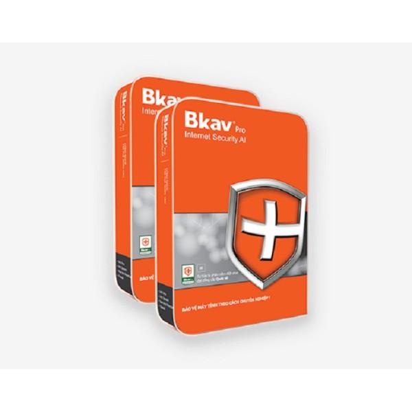 Bảng giá Phần Mềm Diệt Virus BKAV bản quyền 12 tháng chính hãng bản mới Phong Vũ