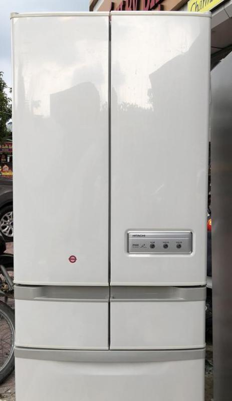 Tủ lạnh nội địa HITACHI R-SF42XM 415 lit 6 cửa