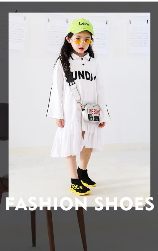 Giày bé trai, bé gái đẹp siêu thoáng khí, chống trơn trượt tốt dành cho bé 1-7 tuổi giá rẻ