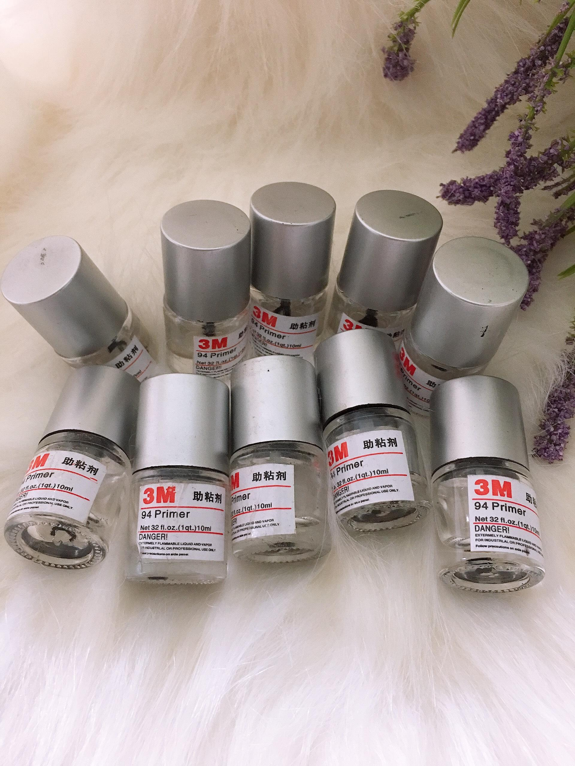 Combo 10  Lọ Dung dịch keo mồi tăng độ bám dính 3M Primer 94 Lọ 10ml