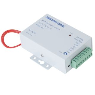 AC 110-240V to DC 12V 3A Door Access Control Power Switch Supply