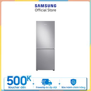 Tủ lạnh Samsung hai cửa Ngăn Đông Dưới 280L (RB27N4010S8/SV)