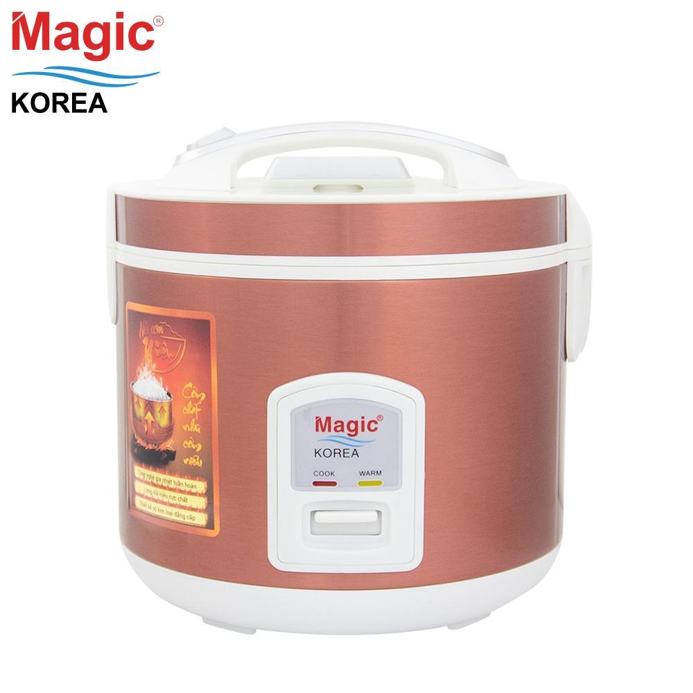 Nồi cơm điện tử lòng niêu Magic Korea A-88 (1.2L) - Thêm chức năng làm cơm cháy