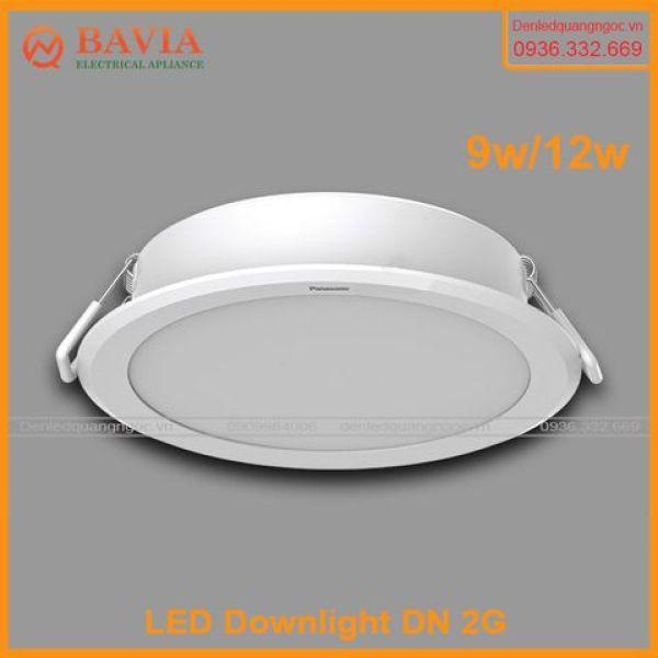 Đèn downlight panasonic  DN 2G-NNV70041WE1A