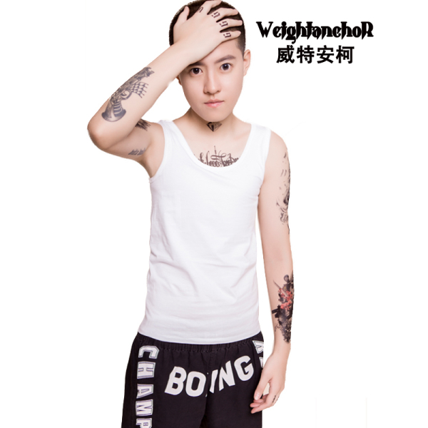 Áo 3 lỗ nẹp Tomboy - WarriorShop