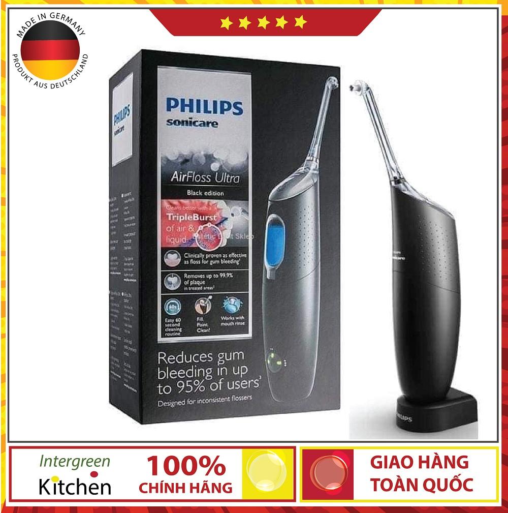 ( mầu trắng) kèm quà tặng- Máy tăm nước Philips Sonicare HX8431/01, máy tăm nước oral b, máy tăm nước panasonic máy nào tốt hơn