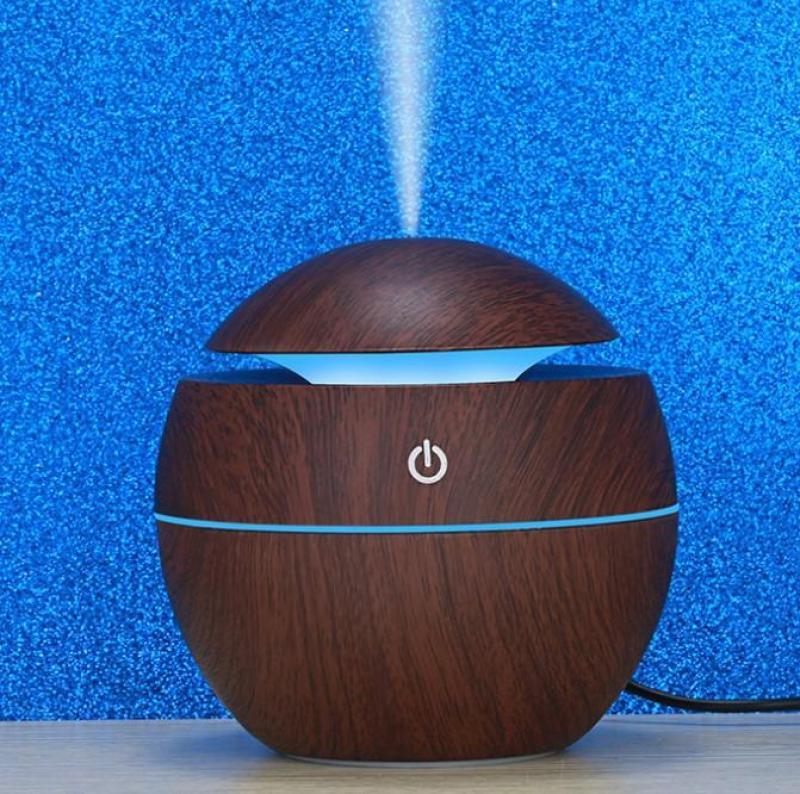 Bảng giá 💓XẢ KHO💓 Máy tạo đổ ẩm hình tròn, mấy khuếch tán tinh dầu có đèn led