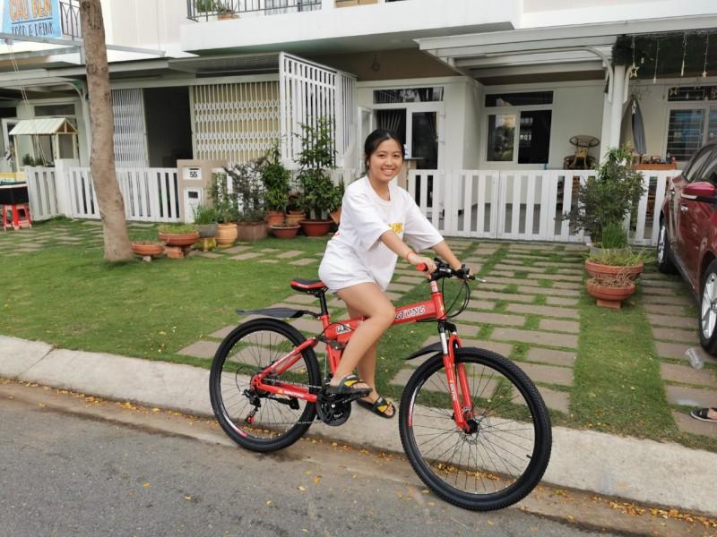 Phân phối Xe đạp thể thao địa hình Kingtong (Đỏ & Vàng)
