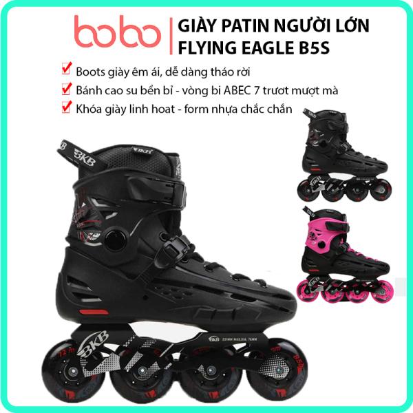 Mua Giày patin người lớn, giày patin flying eagle B5S chính hãng giá tốt