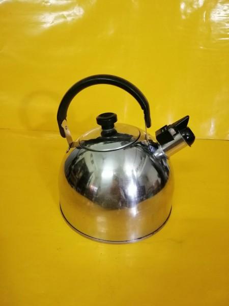 Ấm inox nội địa Nhật 2L - 4 (52), dùng được bếp từ