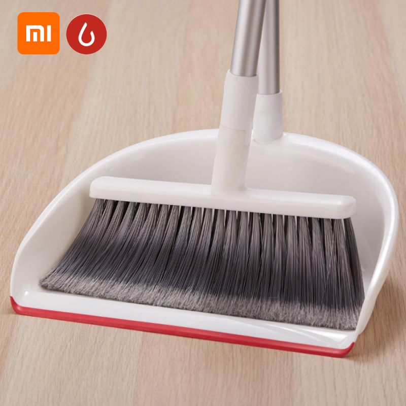 Xiaomi Youpin Yijie Broom Dustpan Set Sweeper Floor Sweep Mop Small Cleaning Brush Tools Cleaning Tools For Home Cleaning