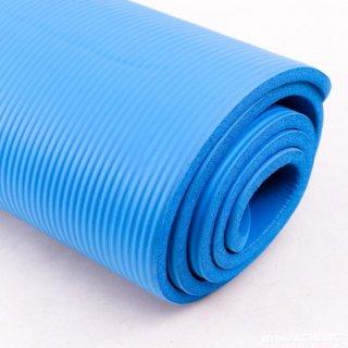 (Tặng túi đựng và dây buộc thảm) Thảm tập yoga, gym TFP cao cấp, dày 10mm. Kích thước 183x61x1cm. thumbnail