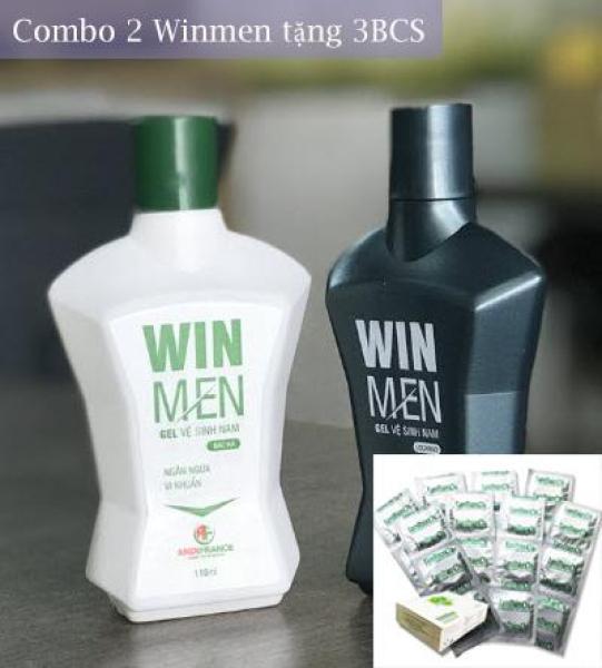 Gel vệ sinh nam Winmen + 3BCS giá rẻ
