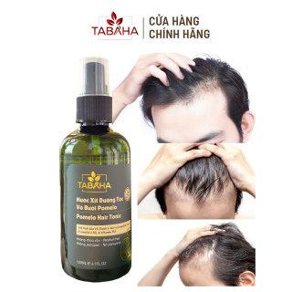Tinh dầu bưởi xịt mọc tóc cho Nam Tabaha 120ml giúp kích thích mọc tóc con, giảm rụng tóc, hói tóc thumbnail
