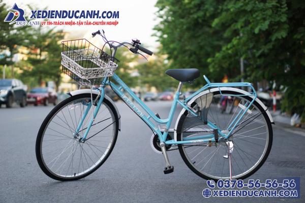 Mua [HÀNG CÓ SẴN] Xe đạp Asama CLD PU27 - 2021