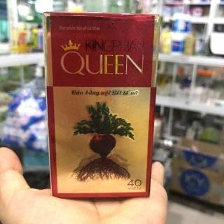 KINGPHAR QUEEN - Cải thiện sinh lý nữ, ngăn ngừa lão hóa thumbnail