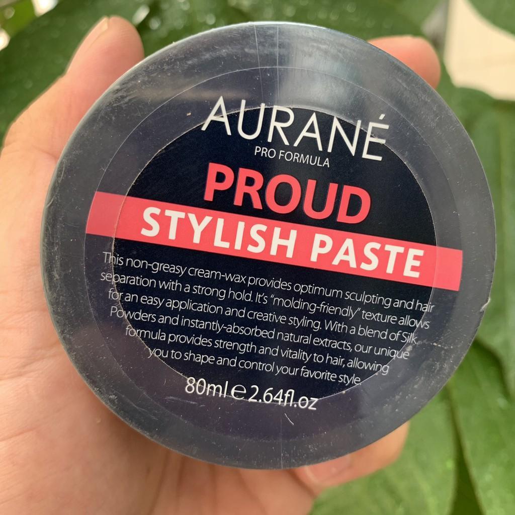 Sáp tạo kiểu bóng Aurane Proud Stylish Paste 80ml