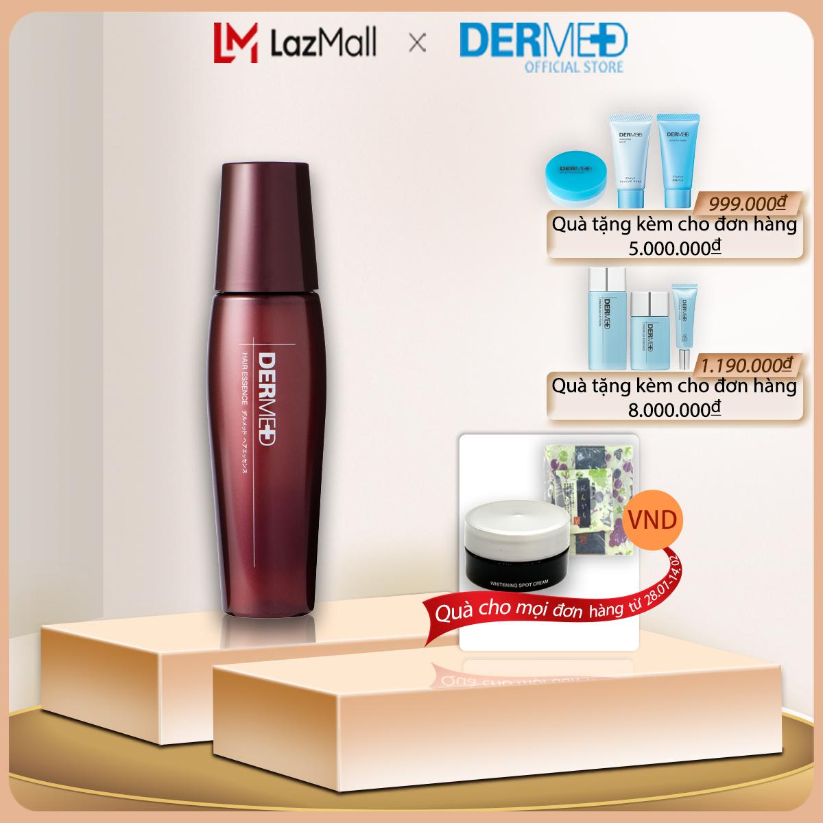 Tinh chất dưỡng tóc cho nữ giới Dermed Hair Essence 120ml