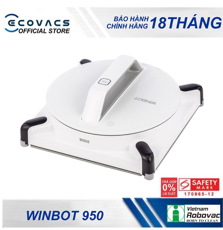 Robot Lau Kính Ecovacs WINBOT 950 WINDOW CLEANING ROBOT