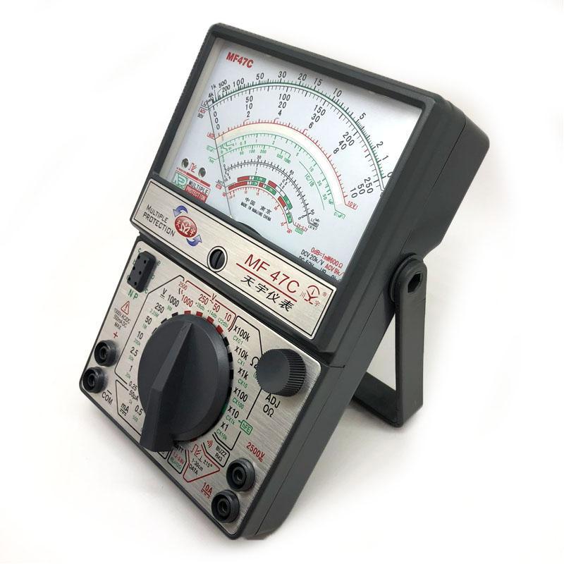 Đồng hồ VOM kim MF47C chất lượng