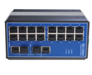 [HCM] KC.PLC_FA Mô-Đun Ethernet ADVANTECH EKI-7626CI-AE EKI-7626CI thumbnail