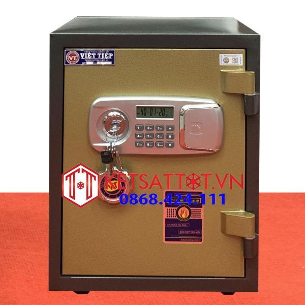 [CHINH HANG]Két sắt Việt Tiệp cánh đúc CV65E (điện tử báo động )-55kg