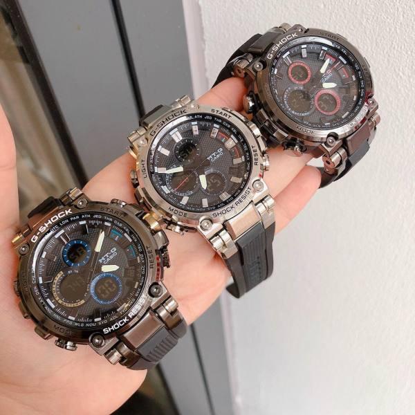 Đồng hồ Casio G-Shock Nam - Chống nước - Đồng hồ P&T [FreeShip- Hàng cao cấp- Full box ] bán chạy