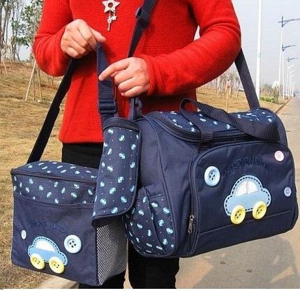 Bộ 3 túi xách cho mẹ và bé
