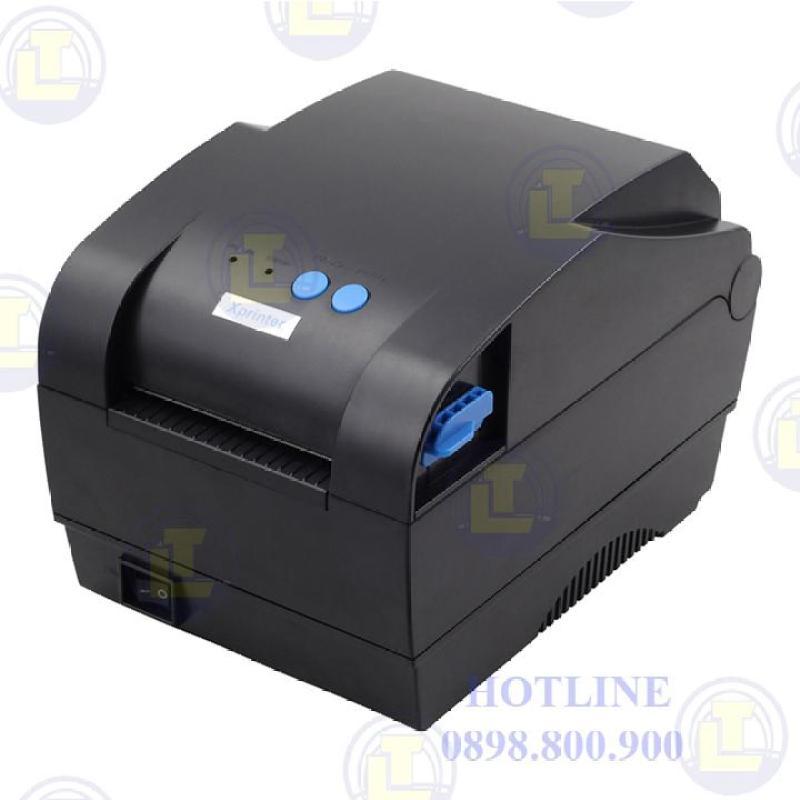 Máy in 2 trong 1 khổ 80mm XPrinter-365B( in mã vạch và in bill tính tiền)