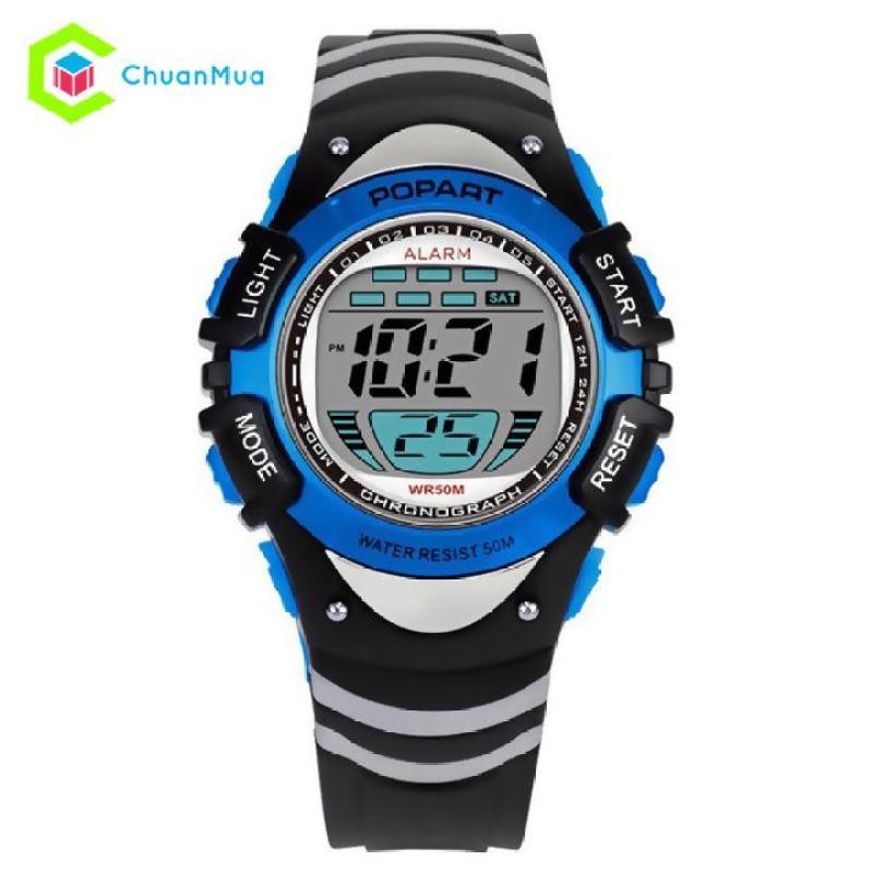 Nơi bán Đồng hồ Điện tử Bé Trai Popart Kid Boy - DHA359