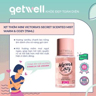 Xịt thơm mini Victoria s Secret scented Mist Warm & Cozy (75ml) thumbnail