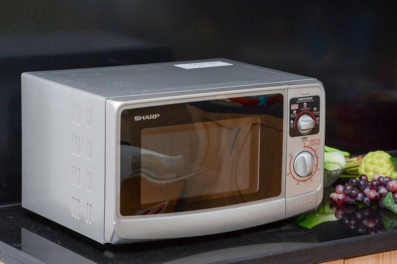 Bảng giá Lò vi sóng Sharp R-20A1(S)VN 22 lít Điện máy Pico