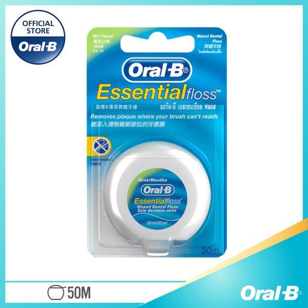 Chỉ Nha Khoa Oral-B Floss Essential Menthol (50m) giá rẻ