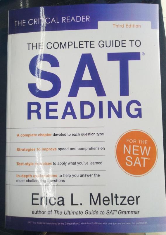 The Complete Guide to SAT Reading, 3rd Edition