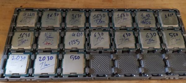Bảng giá Chip máy tính bàn CPU socket 775-1155-1150-1151-1200 hàng bảo hành công ty Phong Vũ