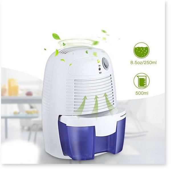 ( Xả kho sập sàn) Máy hút ẩm mini Dehumidifier -Bảo hành uy tín - LỖI 1 ĐỔI 1 - bảo hành uy tín