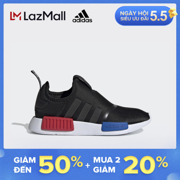 adidas ORIGINALS Giày NMD 360 Unisex trẻ em Màu đen EE6352 giá rẻ