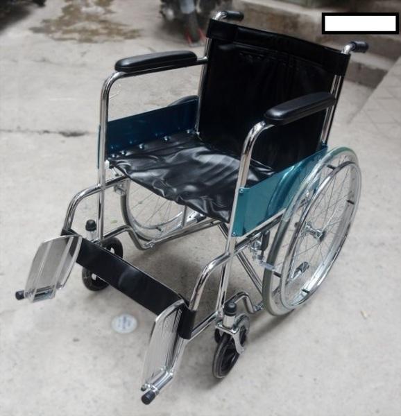 (Sẵn hàng) Xe lăn Lucass X9 – Xe lăn tay dành cho người tàn tật, người già ốm X9 cao cấp