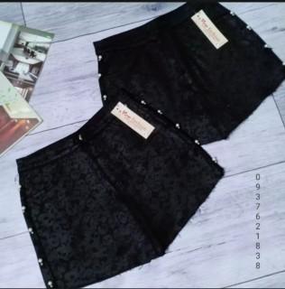 quần short đùi nữ giả váy đính đá lưng cao 2 mẫu ( 3D NGẪU NHIÊN ) thumbnail