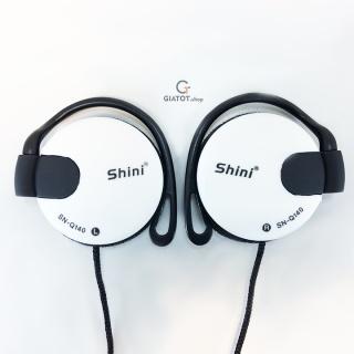 [Nhập ELMAY21 giảm 10% tối đa 200k đơn từ 99k]Tai nghe móc tai Shini SN-Q140 chất lượng cao thumbnail