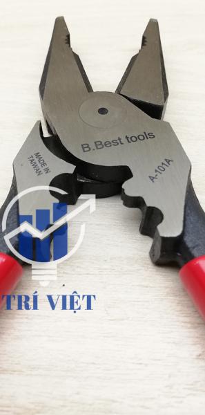 Kìm Điện Kiêm Bấm Cos B.Best Tools A-101A