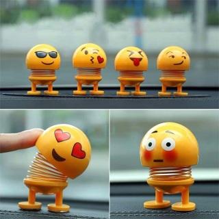 Hot trend Bộ đồ chơi Emoji Lò Xo - Đồ chơi giảm stress, thú nhún Emoji - Emoji Lò Xo - Emoji Cười - Thú Nhún Lò Xo - Thú Nhún - Emoji Lò Xo Ngộ Nghĩnh - Đồ Chơi Tiêu Khiển - Trang Trí Xe Hơi thumbnail
