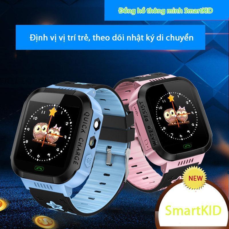 Nơi bán Đồng hồ định vị trẻ em thông minh SmartKID - Màn hình cảm ứng
