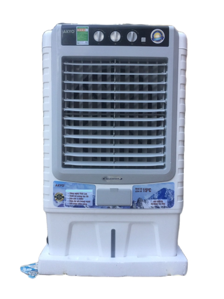 SIÊU HOT - SIÊU BỀN - Quạt điều hòa không khí AKYO AK80C made in thailand 200W lưu lượng gió 8000m3/h. BẢO HÀNH 02 NĂM